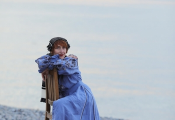 Когда платье как вторая кожа. Вышивка Filaine. Vita Kin, www.vitakin.com