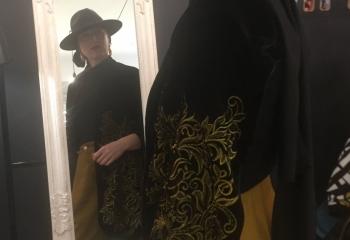 Classique. Вышивка Mety. Vala Fashion, www.vala-fashion.com