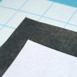 Самоклеющийся водорастворимый флизелин деним состав ткани